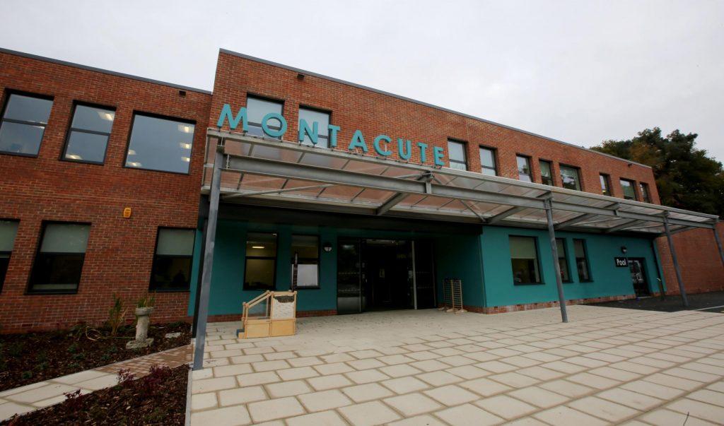 Montacute Sen School J Amp B Hopkins Ltd
