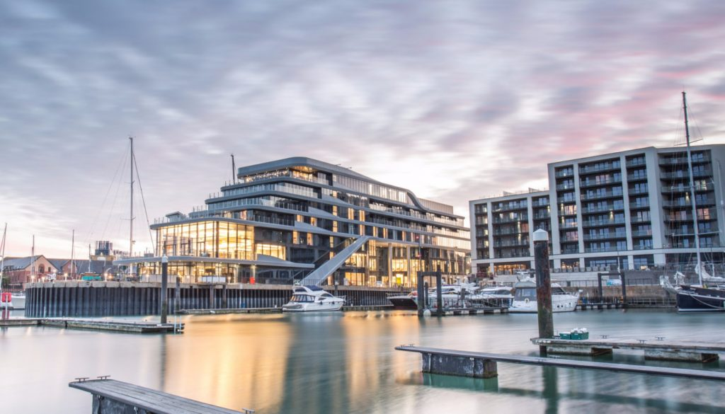Hotel Restaurant Southampton Ocean Village